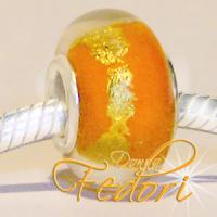 Style Bead Orange Glow