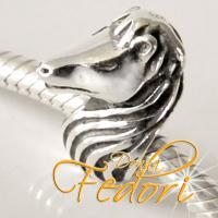 Style Bead Pferd 925 Sterling Silber