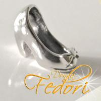 Style Bead Pump 925 Sterling Silber