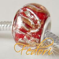 Style Bead Red Treasure
