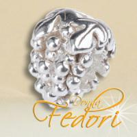 Style Bead Traube 925 Sterling Silber