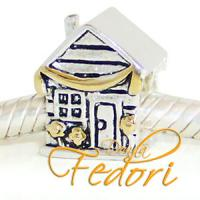 Style Bead Traumhaus 925 Sterling Silber