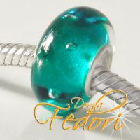 Style Bead Turquoise Bubble
