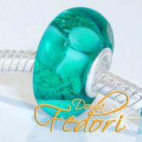 Style Bead Turquoise Flower