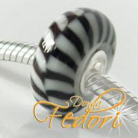 Style Bead Wild Zebra
