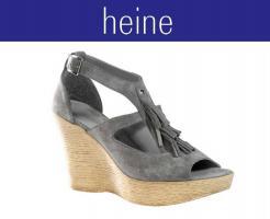 Stylishe Sandalette grau von CHILLANY - vers. Größen verfügbar - NEU
