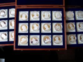 Suche Darlehen, biete als Sicherheit Silbermünzen