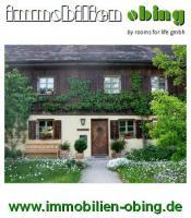 Suche: Immobilie, Haus, Wohnung, Grundstück, Gewerbeimmobilie in Obing am See und Umgebung