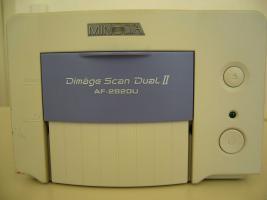 Suche Software für Minolta Dimage Scan Dual II (AF-2820U) Treiberversion: V1.0.3 Deutsch