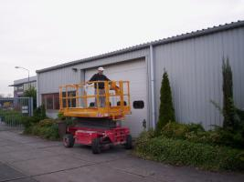 Foto 2 Suche gebrauchte Hallen, Stahlkonstruktionen
