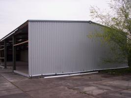 Foto 3 Suche gebrauchte Hallen, Stahlkonstruktionen