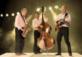 Suchen sie einer Jazz Band oder ein Jazz Trio. Hintergrundmusik?