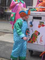 Foto 2 Süßes Karnevals Trikot