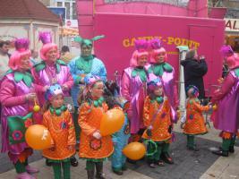 Foto 3 Süßes Karnevals Trikot