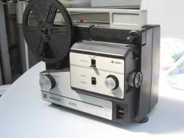 Super 8 Projektor ''N EXCLUSIV''
