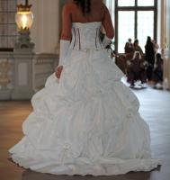Foto 2 Super Brautkleid