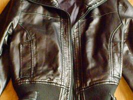 Foto 2 Super schicke Damenjacke- bronzemelliert- Einzelstück