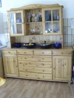 Super schöner, sehr gut erhaltener Kiefern- Küchenschrank zu verkaufen für 50 € !!!