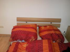 Super schönes Bett, modern 140X200 mit oder ohne Nachtschränkchen