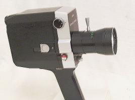 Super8 Filmkamera analog