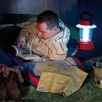 Solar-Campingleuchte