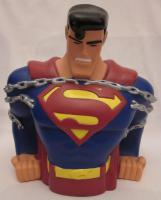Superman / Man of Steel- Büste - Sparbüchse - DC Comic´s