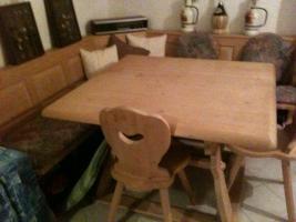 Foto 6 Superschnäppchen-Bauernstube-Echtholz-Tischlerarbeit