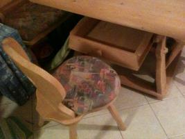 Foto 7 Superschnäppchen-Bauernstube-Echtholz-Tischlerarbeit