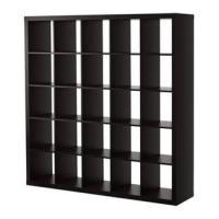 Superschönes IKEA EXPEDIT-Regal 5x5 Fächer (185x185 cm groß)