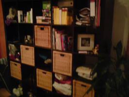 Foto 2 Superschönes IKEA EXPEDIT-Regal 5x5 Fächer (185x185 cm groß)