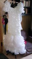 Foto 4 Supersexy Mermaid-Stil Brautkleid mit Bonus Zusätzen (Gr. 36-38)