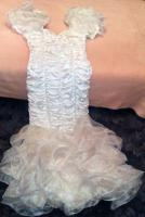 Foto 5 Supersexy Mermaid-Stil Brautkleid mit Bonus Zusätzen (Gr. 36-38)