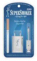 Supersmoker - elektronische Zigarette mit echtem Papierfilter