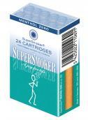 Foto 8 Supersmoker - elektronische Zigarette mit echtem Papierfilter