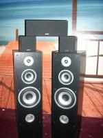 Surround Lautsprechersystem HIGHEND