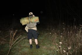 Foto 2 Survival Training als  Geschenk - ab, 88 E , Sofortbuchung , online.Training 3000 -