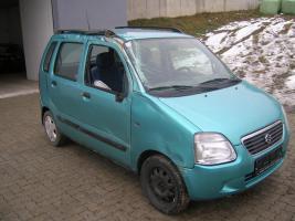 Foto 2 Suzuki Wagon Ersatzteile