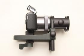 UCA mit montierter Kamera