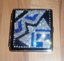 Foto 3 Swarovski Zigarettenetui Super Edel als Geschenk!!!! Anschauen!!!