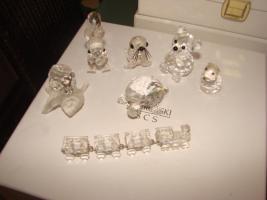 Swarowski-Figuren