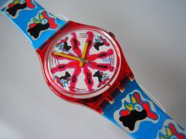 Swatch ''Chicchirichi'' - 1992 Frühjahr / Sommer Kollektion
