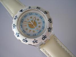 Swatch - SCUBA ''Creme de la Creme''-1996 Spring Summer Collection