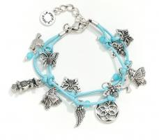 Foto 2 Swing Baby! Kette blau & Summer Jam Armband blau