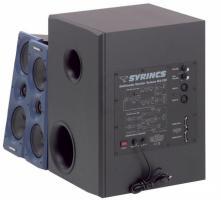 Syrincs M3-220 Satelliten Monitor System mit Subwoofer (Gebraucht)