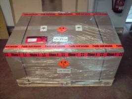 Foto 2 Systemfeuerwerk Komplettfeuerwerk - Feuerwerk Junior Box