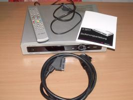 T-Home Media Receiver X301T mit 160 GB Festplatte
