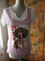 T-Shirt Gr. L/XL
