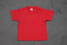 T-Shirt, Gr: 80 in rot, sehr guter Zustand