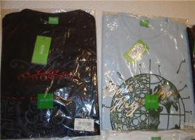T-Shirts-Polos der Marken hugo BOSS-Armani-Gstar