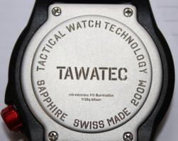 Foto 4 TAWATEC E.O.Diver MK II Tactical Green H3 - Rubber Armband